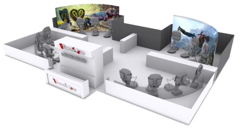 Виртуальный парк Xtrematic