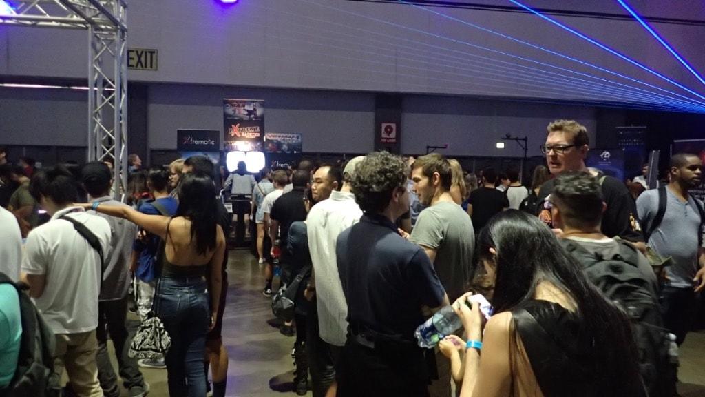 Extreme-Machine назвали хитом Южной и Северной Америки на крупнейшей международной выставке VRLA 2016