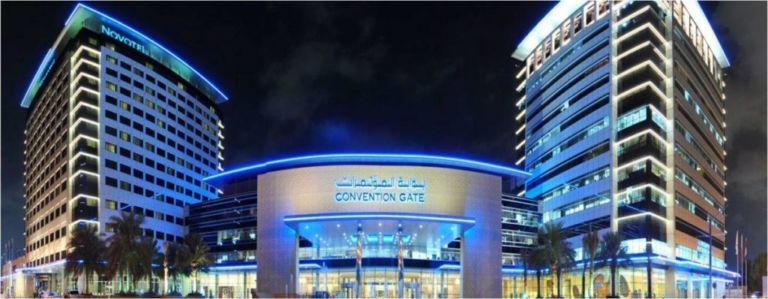 Convention gate dubai