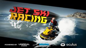 water driving simulator vr game