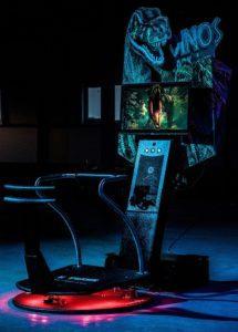 VR Attraction & Dinos Park
