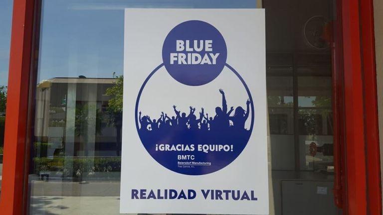 Blue Friday Realidad Virtual with Xtrematic