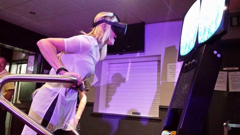 реалистичные эмоции VR симулятора