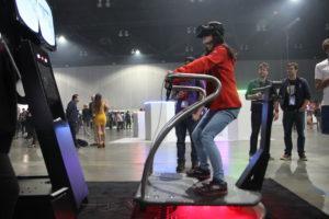 VR Simulator Extreme-Machine