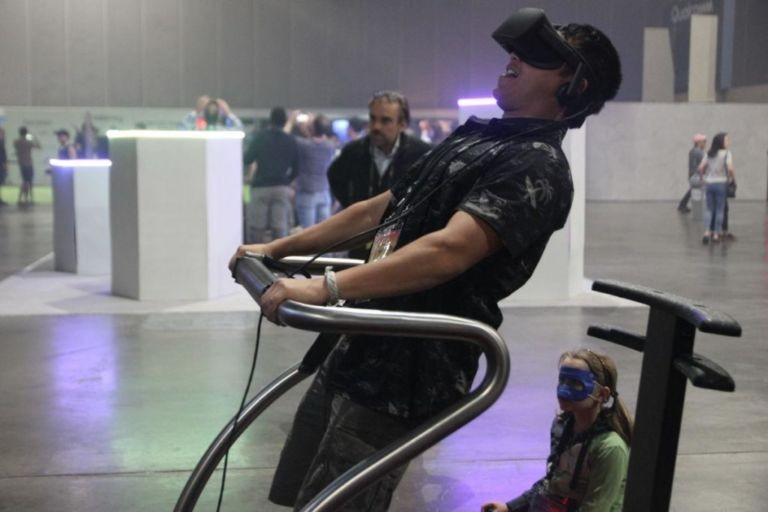 Extreme VR Simulator