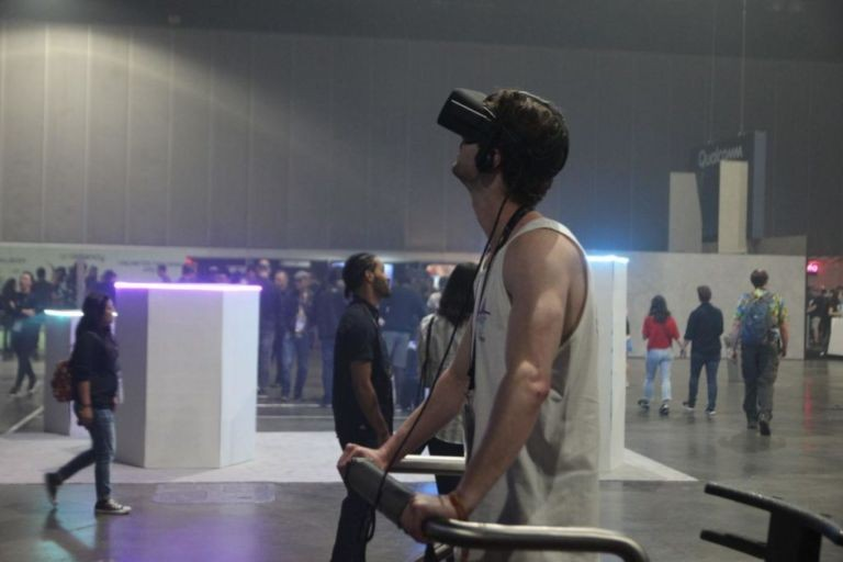 Our clients VR Exhibition Extreme-Machine
