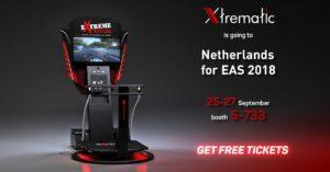 Xtrematic going EAS 2018