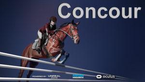 Simulator equestrian sport