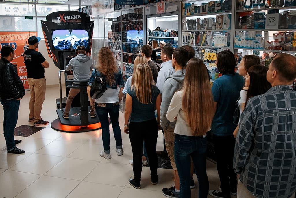 virtual arcade machine