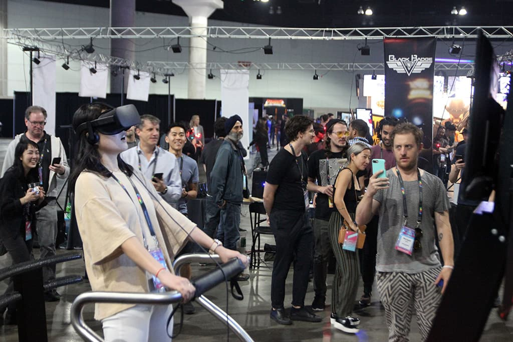 3D VR Machines
